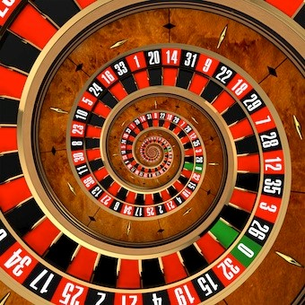 spiraling roulette