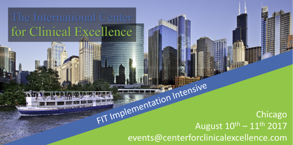 FIT Implementation Intensive - PCOMS ORS SRS