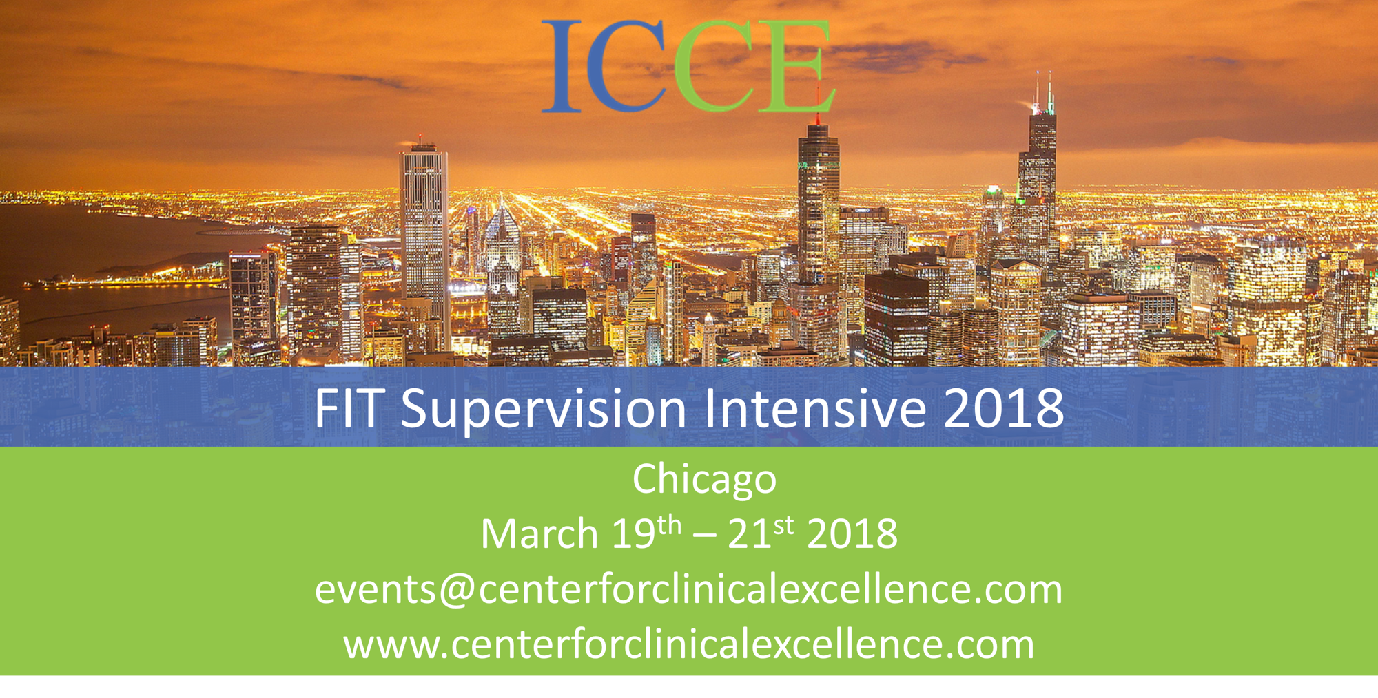 FIT Supervision Intensive 2018