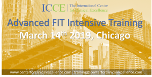 ICCE - Advanced FIT Intensive 2019