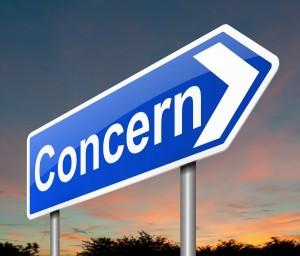 Concern-sign