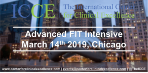 Advanced FIT Intensive Mar 2019 - ICCE