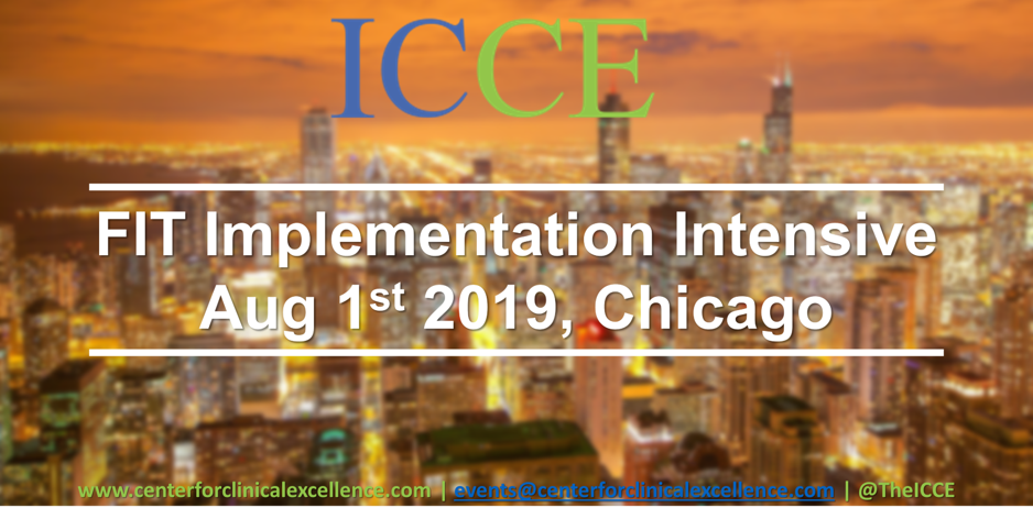 FIT Implementation Intensive 2019