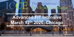 ICCE Advanced FIT Intensive 2020 Scott D Miller