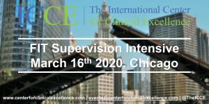 ICCE Fit Supervision Intensive 2020 Scott D Miller