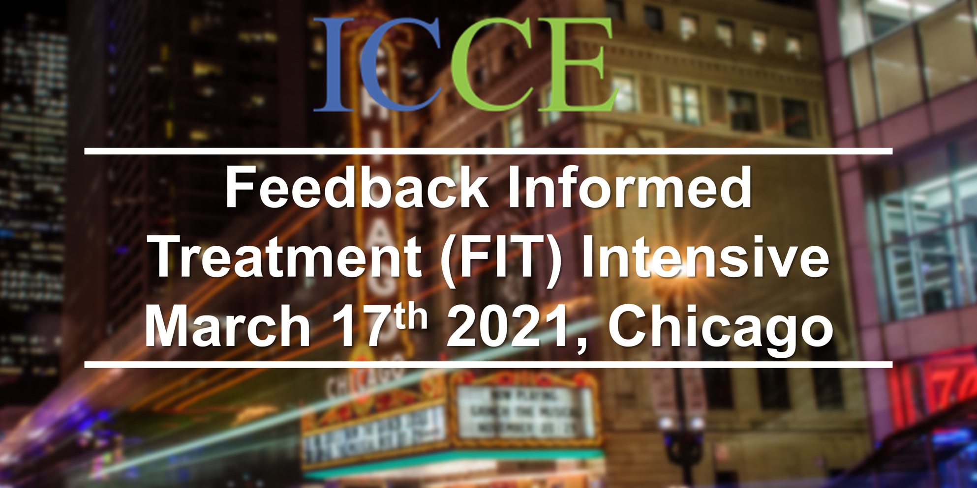 Feedback Informed Treatment (FIT) 2021